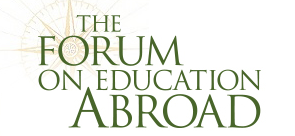 Forum on Education Abroad Logo